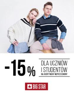 Takko Fashion – promocja na bluzy męskie – Galeria Zielona